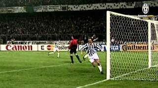 20/03/1996 - Champions League - Juventus-Real Madrid 2-0