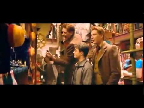 Weasleys' Wizard Wheezes Scene- Harry Potter and the Half Blood Prince