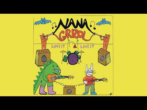 Nana Grizol - Love It Love It