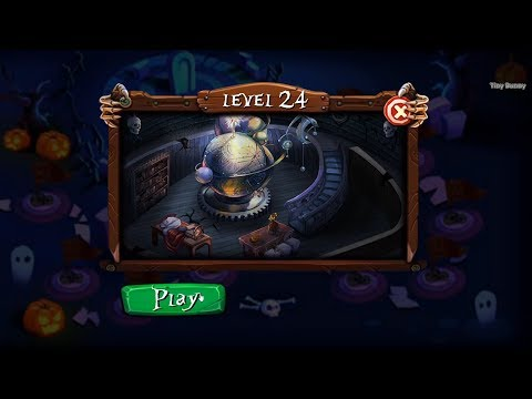 Escape The Dark Fence Level 24 Walkthrough (Hidden Fun Games)