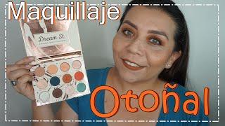 Maquillaje otoñal | TUTORIAL