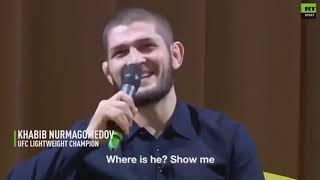 Хабиб нурмагомедов рассказал про свою Маму!!!