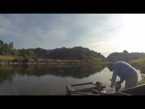 Missouri River Fly Fishing Montana - August 2013