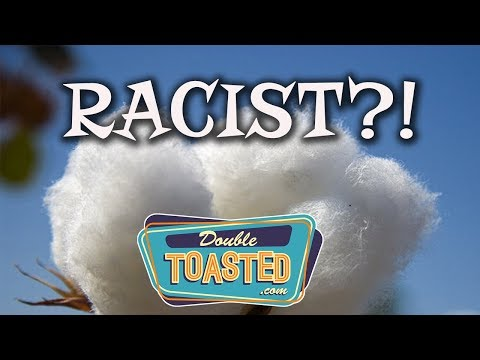 IS HOBBY LOBBY RACIST FOR RAW COTTON DISPLAY? - Double Toasted