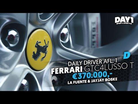 Wordt dit de nieuwe Ferrari van La Fuente? /// #DAY1 Daily Driver Afl. #1