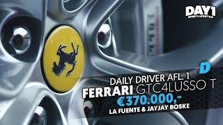Wordt dit de nieuwe Ferrari van La Fuente? // #DAY1 #DailyDriver #1