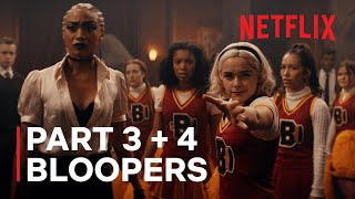 Chilling Adventures of Sabrina | Bloopers Part 3 - 4 | Netflix