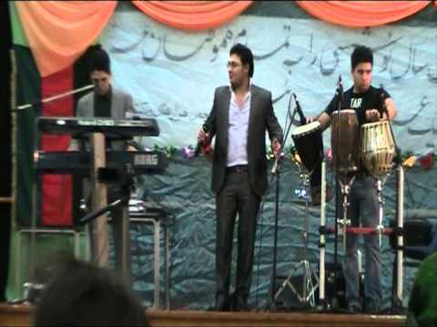 waleed mohmand with Hussain ammeri sing Ahmad zaher song