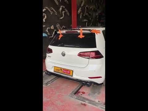 VW GOLF 7 R DÖNÜŞÜM