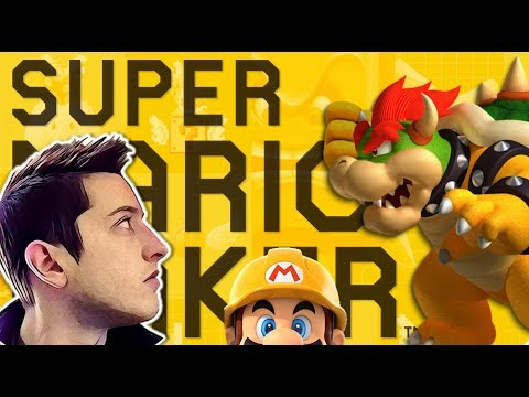 Super Mario Maker VIEWER Levels | SPONSOR Levels First, Then YOUR Levels!