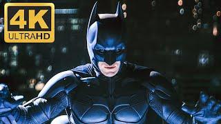 Бэтмен против Спецназа. Темный Рыцарь(2008) [4K Ultra HD]