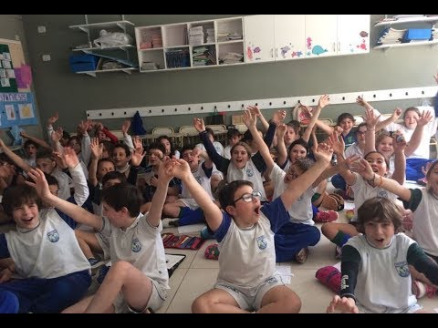 The Not Perfect Hat Club Visits Colegio Newlands School in Buenos Aires