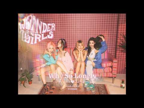 [OFFICIAL INSTRUMENTAL] Wonder Girls - Why So Lonely
