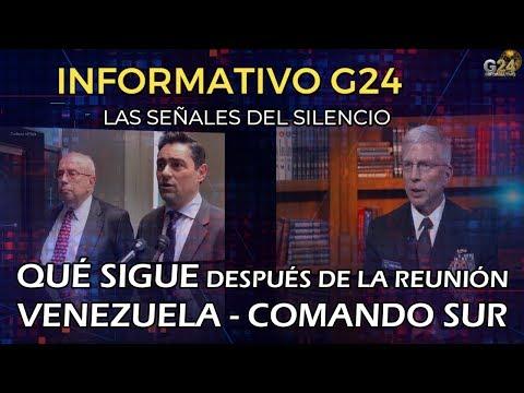 G24 #VENEZUELA QUE SIGUE COMANDO SUR- LAS SEÑALES DEL SILENCIO