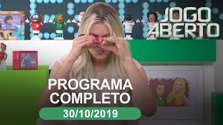 Jogo Aberto - 30/11/2019 - Programa completo