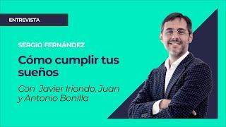 Donde tus sueños te lleven, con Sergio Fernández, Javier Iriondo, Juan y Antonio Bonilla. 66