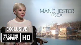 Exclusive Interview: Michelle Williams Talks Manchester By The Sea [HD]