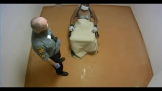 Video shows 2 Cuyahoga Co. Jail officers beat inmate in restraint chair thumbnail