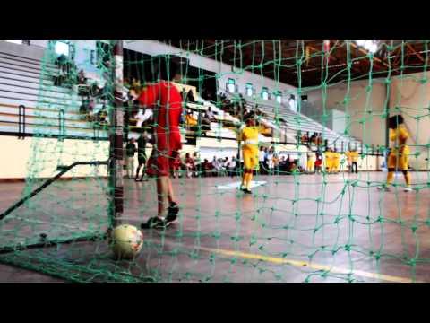 #IHF2014 - Match Féminin ( Sao Pol vs Tunis Air )