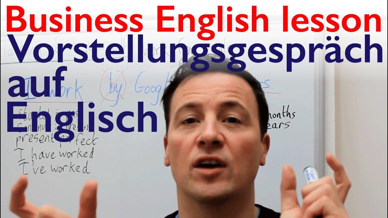 Eng Auf Englisch