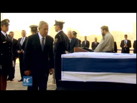 Israel mourns its last founding father