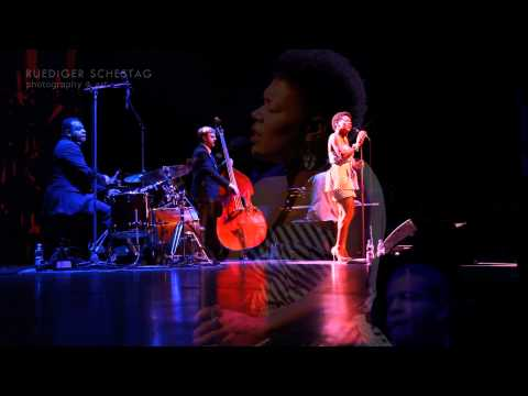 China Moses & Band @ women in jazz 2011