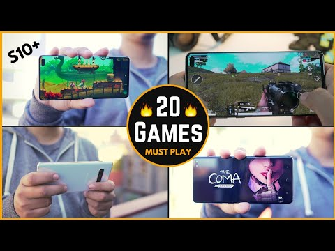 Top 20 Best Android Games 2019 | High Graphics