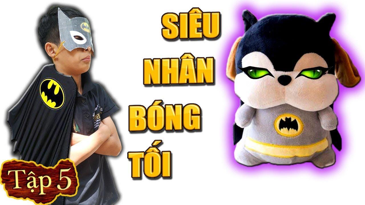 Tony | SIÊU NHÂN CHÓ [Tập 5] – Nerf War Superdog #SNC