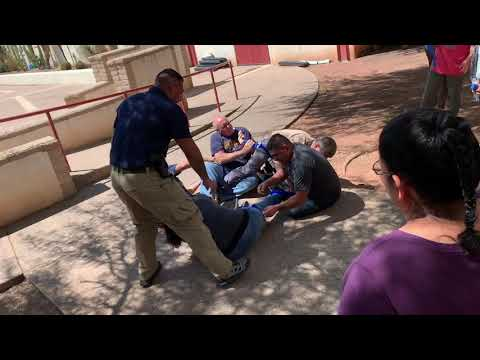 San Xavier Mission School Bleeding Control & Active Killer Response Course