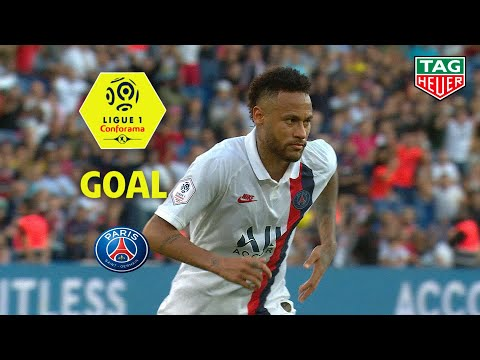 Goal NEYMAR JR (90' +2) / Paris Saint-Germain - RC Strasbourg Alsace (1-0) (PARIS-RCSA) / 2019-20