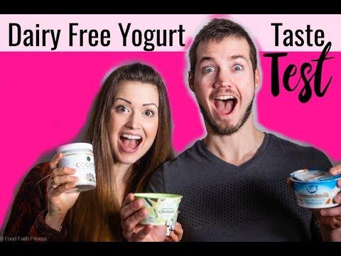 Dairy Free Yogurt Taste Test | 6 Kinds