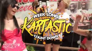 Kartastic Countdown | 5th to 13th May | Kingston Park Raceway Brisbane Gold Coast Best Go Karting