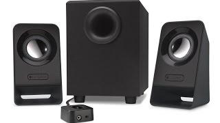Logitech Z213 Multimedia Speakers