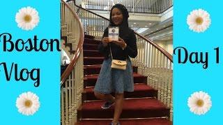 Video Boston Vlog Day 1 | Queen Mia download MP3, 3GP, MP4, WEBM, AVI, FLV Juli 2018