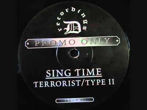 Ray Keith (The Terrorist) - Sing Time