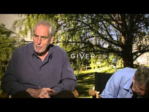 """Lois Lowry And Phillip Noyce On """"The Giver"""""""