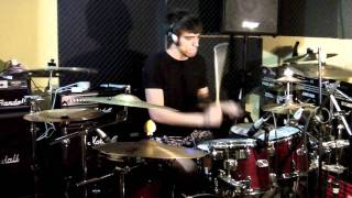 Dave Matthews Band - Shake me Like a Monkey | Pablo Diez Larriba (Drum Cover)