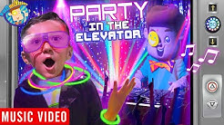 PARTY IN THE ELEVATOR  FUNnel Fam Official Music Video (DJ Vision)