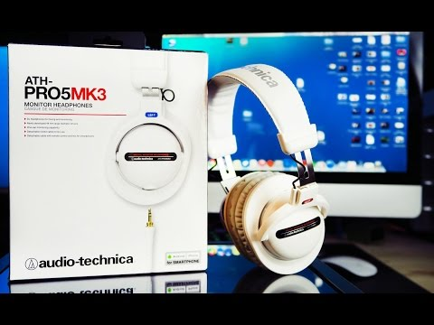 Профессиональные наушники Audio-Technica ATH-PRO5MK3