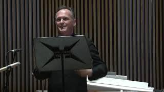 """Gustav Mahler """"Das Lied Von Der Erde"""" (Excerpts): Stephen Chaundy (tenor)."""