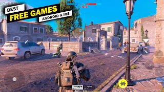 10 Best FREE Android & iOS Games of 2020! [Offline/Online]