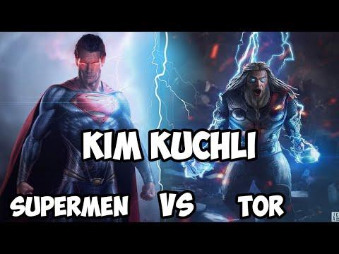 SUPERMEN VS TOR.