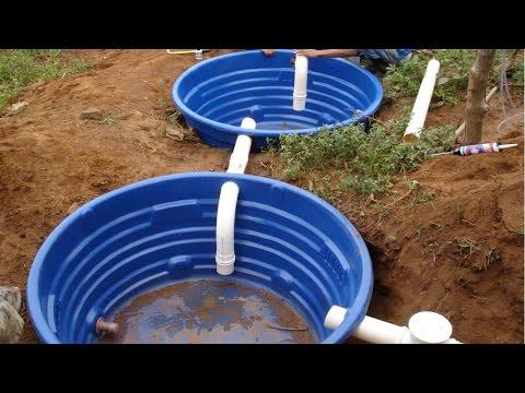 Curso Tratamento de Água e Esgoto na Propriedade Rural - Tratamento por Clorificação