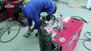 เครื่องเชื่อม CO2 WELPRO รุ่น WELMIG-MMA250Y1