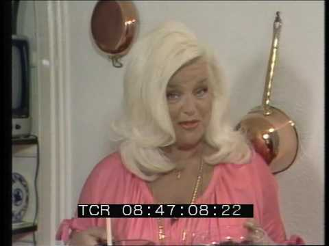 Dors Dozen - Diet with Diana Dors | TV-am 1983
