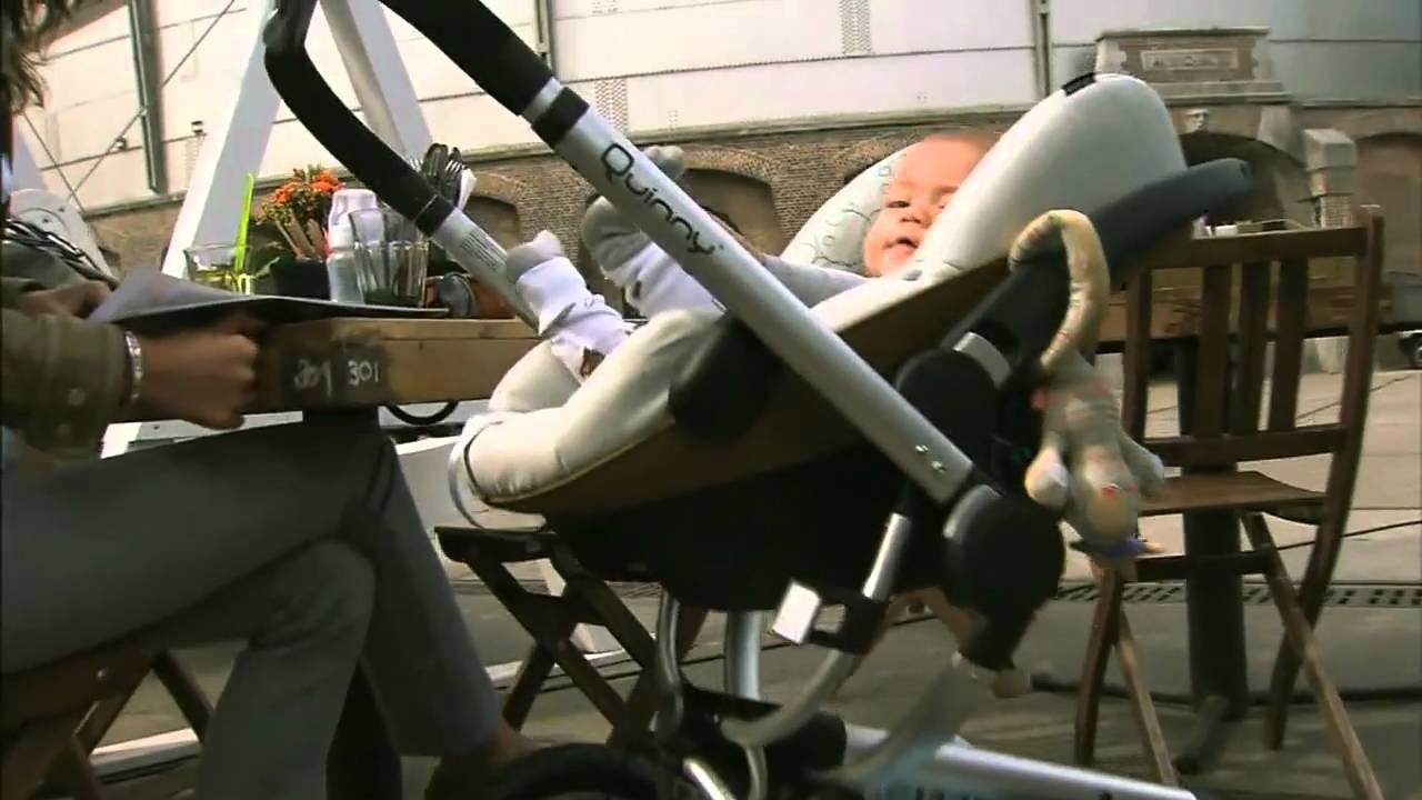 Quinny cochecito de beb s en eurekakids youtube - Cochecitos bebe quinny ...