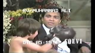 Muhammad Ali Boxing Kid — Funny   YouTube