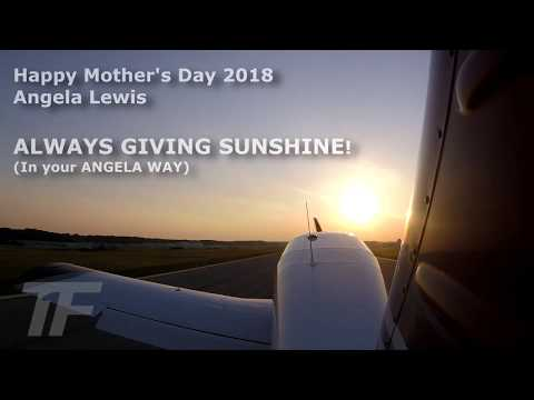Mother's Day Sunrise Tribute to Angela Lewis
