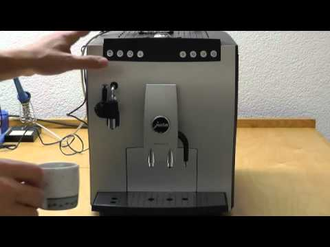 Coffee Maker That Works With Iphone : Connect a Jura Impressa coffee machine to the iPhone - YouTube