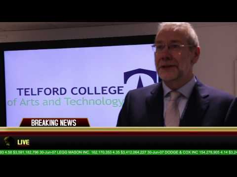 Telford College Of Arts And Technology & New College Merger News Report (College Project)